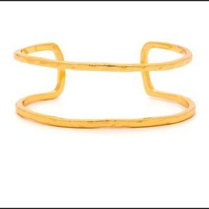 Gorjana Teagan gold cuff